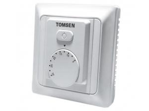 TM807电子式旋钮型温控器(电暖/水暖)