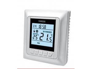 TM808系列豪华液晶显示编程型温控器(电暖/水暖)