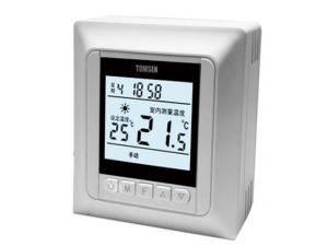 TM809系列豪华液晶显示壁挂炉温控器