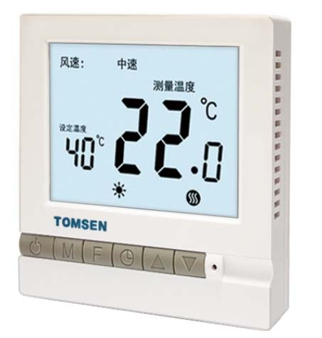 TM602/485液晶式中央空调温控器
