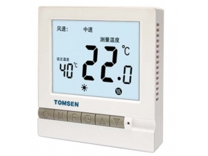 TM602液晶式中央空调温控器