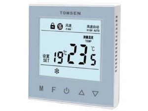 TM616亚克力触摸按键型中央空调温控器